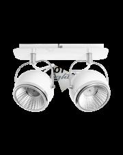 Listwa sufitowa Ball 5009282 GU10 LED 2x5.5W Spotlight nowoczesna oprawa sufitowa