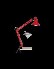 Lampka biurkowa Felix 7801106 czerwona Spotlight nowoczesne oświetlenie
