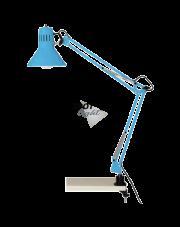 Lampka biurkowa Felix 7801108 niebieska Spotlight nowoczesne oświetlenie
