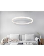 Lampa wisząca żyrandol Angel P0151 oprawa wisząca nowoczesna biała Maxlight