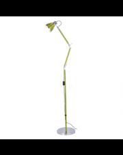 Lampka podłogowa Jerona 7051103 zielona Spotlight nowoczesne oświetlenie