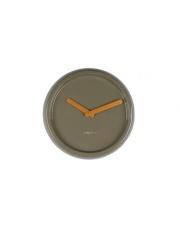 Zegar CERAMIC TIME GREEN 8500024 Zuiver ceramiczny porcelanowy zegar ścienny w kolorze zielonym