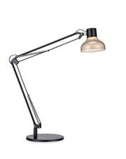 Lampa biurkowa Jock LED 106662 oprawa stojąca czarna Markslojd