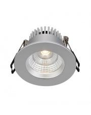 Lampa oczko Ares 106217 oprawa wpuszczana srebrna Markslojd