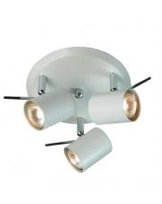Plafon Hyssna LED 3L 105483 oprawa sufitowa biała Markslojd