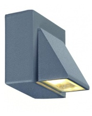 Zewnętrzny kinkiet Carina LED 102578 oprawa ścienna szara Markslojd