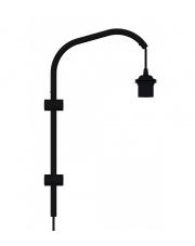 Ramię do kinkietu Willow mini 4151 VITA Copenhagen nowoczesne czarne ramię do lamp ściennych