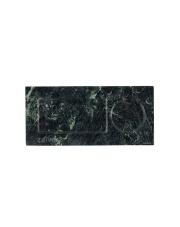 Taca MARBLE TRAY GREEN 8800009 Zuiver zielona marmurowa taca