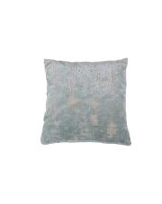 Poduszka SARONA VINTAGE BLUE 8600043 Zuiver jasnoniebieska poduszka w stylu vintage