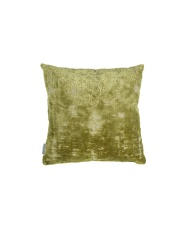 Poduszka SARONA MOSS GREEN 8600045 Zuiver jasnozielona poduszka w stylu vintage