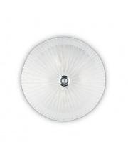 Plafon Shell PL6 Ideal Lux szklana stylowa oprawa sufitowa