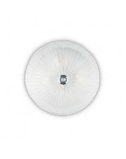 Plafon Shell PL4 Ideal Lux szklana stylowa oprawa sufitowa