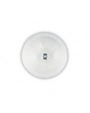 Plafon Shell PL3 Ideal Lux szklana stylowa oprawa sufitowa