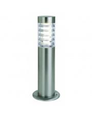 Lampa stojąca zewnętrzna Galerna IP44 117B-G05X1A-30 Dopo lampa zewnętrzna w kolorze stali