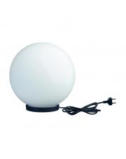 Lampa ogrodowa Glou IP44 129F-G05X1A-02 Dopo lampa zewnętrzna w kolorze białym