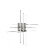 Plafon Cross PL480 114767 Ideal Lux nowoczesna oprawa sufitowa LED