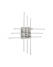Plafon Cross PL360 114750 Ideal Lux nowoczesna oprawa sufitowa LED
