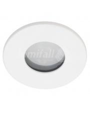 Oprawa sufitowa Rubi IP65 Lumifall okrągłe białe oczko sufitowe