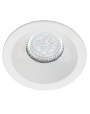 Oprawa sufitowa Soria IP65 Lumifall okrągłe białe oczko sufitowe
