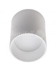 Oprawa sufitowa CilindroLED II Lumifall biała oprawa natynkowa tuba