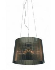 ŻARÓWKA LED GRATIS!! Lampa wisząca Bella II Black V075 AZzardo nowoczesna stylowa oprawa wisząca