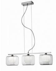 Lampa wisząca Happy 2192-3P AZzardo nowoczesna oprawa wisząca w stylu design