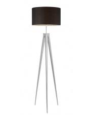 Lampa podłogowa Sintra BP-1658-BK AZzardo nowoczesna elegancka oprawa stojąca