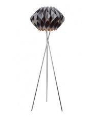 Lampa podłogowa Ruben BP-1722-GR AZzardo designerska dekoracyjna oprawa stojąca