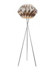 Lampa podłogowa Ruben BP-1722-BE AZzardo designerska dekoracyjna oprawa stojąca