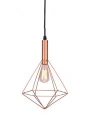 Lampa wisząca Diamond MD5039-1C AZzardo dekoracyjna oprawa wisząca w stylu industrialnym