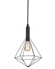 Lampa wisząca Diamond MD5039-1B AZzardo dekoracyjna oprawa wisząca w stylu industrialnym