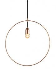 Lampa wisząca Krug EL-2522-1CO AZzardo dekoracyjna oprawa wisząca w stylu design