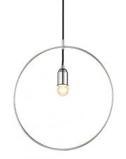 Lampa wisząca Krug EL-2522-1CH AZzardo dekoracyjna oprawa wisząca w stylu design
