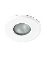 Oczko stropowe Oscar GM2117 WH IP44 AZzardo biała nowoczesna oprawa łazienkowa