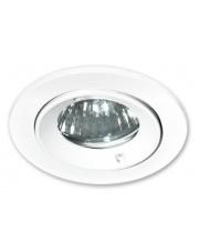 Oczko stropowe Tito IP54 GM2106 WH AZzardo wpuszczana oprawa łazienkowa w stylu nowoczesnym