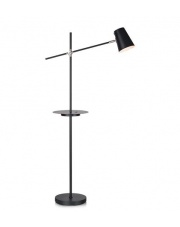 Lampa podłogowa Linear 107307 Markslojd minimalistyczna nowoczesna oprawa stojąca