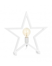 Lampa stołowa Marta 704550 Markslojd dekoracyjna lampa w kształcie gwiazdy