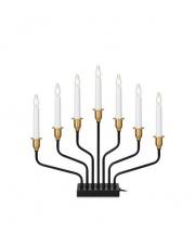 Lampa stołowa Brosa 703578 Markslojd dekoracyjny świecznik w stylu klasycznym