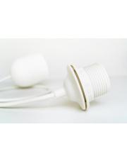 Zawieszenie do lamp Cord Set White Orikomi białe klasyczne zawieszenie do lamp