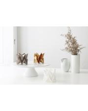 Tealights Polar White | Light Taupe | Warm Gold Orikomi zestaw trzech dekoracyjnych papierowych świeczników