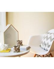 Tealights Polar White | Light Taupe | Light Taupe Orikomi zestaw trzech dekoracyjnych papierowych świeczników