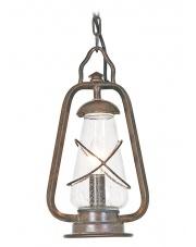 Lampa wisząca zewnętrzna Miners Chain Elstead Lighting