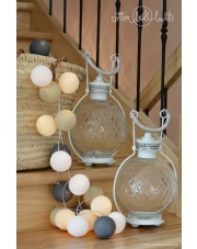 Kompozycja kolorowych kul Misty LED Cotton Ball Lights