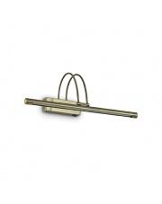 Kinkiet Bow AP66 Ideal Lux nowoczesna ledowa oprawa ścienna