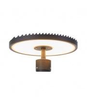 Zewnętrzna lampa PLATE 107121 Markslojd klosz konstrukcyjny lampy