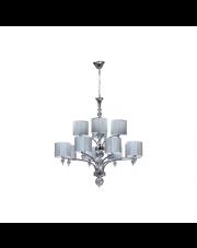 Lampa wisząca/żyrandol Lyon 5071122 Spotlight klasyczna srebna oprawa