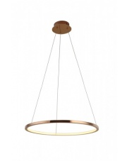Lampa wisząca żyrandol Queen P0243 oprawa wisząca nowoczesna miedziana Maxlight