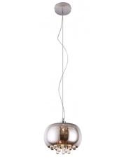 Lampa wisząca Moonlight P0076-01D oprawa wisząca nowoczesna szklana Maxlight