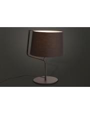 Lampa stołowa Chicago T0029 oprawa stojąca nowoczesna czarna Maxlight