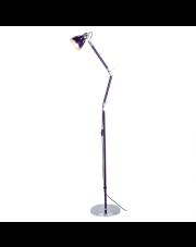 Lampka podłogowa Jerona 7051114 fioletowa Spotlight nowoczesne oświetlenie
